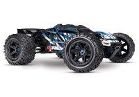1/10 E-Revo 2 VXL 4WD - wersja niebieska