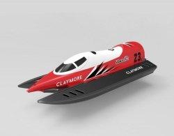 Łódź wyścigowa Volantex Claymore czerwona RTR (795-2)