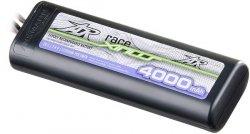 Akumulator Li-po 7,4v 4000 mAh 20C twarda obudowa