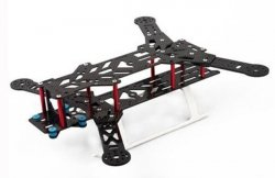 Rama Quadrocopter MR.RC 300 -Full Carbon