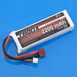 Redox 2200 mAh 11,1V 30C - pakiet LiPo