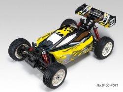 Samochód elektryczny EB-4 G3 E-Buggy 1:8 RTR (żółty) - Thunder Tiger