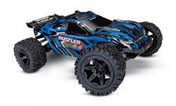 1/10 RUSTLER 4X4 XL-5 - wersja niebieska