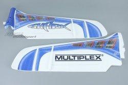 Multiplex [224317]. SHARK - komplet skrzydeł