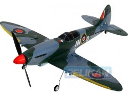 Spitfire 3CH RTF 2,4 GHz - zestaw RC - Nine Eagles