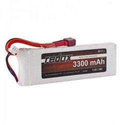 Redox 3300 mAh 7,4V 30C - pakiet LiPo