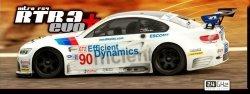 HPI NITRO RS4 3 EVO+ 2.4GHz BMW M3 RTR