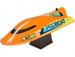 Proboat Jet Jam 12 Pool Racer RTR pomarańczowy