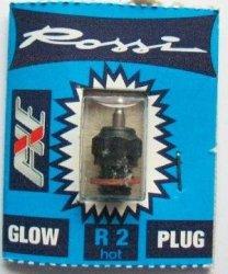 Świeca żarowa Rossi R2 gorąca