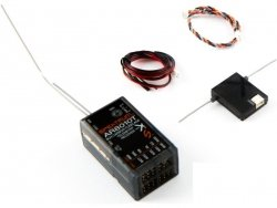 Spektrum DSM X - odbiornik 8CH AR8010T Telemetry