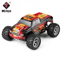 Samochód RC WLtoys 18402 2.4GHz 4WD 1:18 25km/h 4WD POTENT