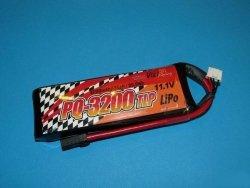Batterist - akumulator LiPo 3200mAh / 3S 11,1V - 25C