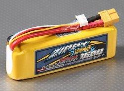 AKUMULATOR LI-PO ZIPPY Compact 1600mAh 14,8V 4S 35C