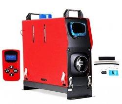 8 kW 12V Nagrzewnica powietrza na olej napędowy (Przyczepa, Kamper, Garaż, Warsztat, Bus)
