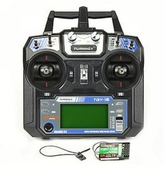 Aparatura TURNIGY TGY-i6 Mode 2 AFHDS Transmitter and 6CH Receiver
