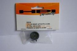 HPI-88034 Pinion Gear 34 T (0.6 Module)
