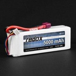 Redox 5000 mAh 11,1V 20C - Pakiet LiPo