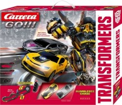 62333 Tor Carrera GO Transformers