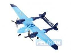 RC System P-38 Viper RC39204