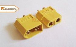 Para konektorów XT60