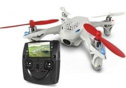 Dron Quadrocopter Hubsan X4 z kamerą FPV H107D