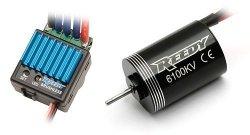 COMBO SET Reedy 6100kV + Reedy Micro Brushless ESC (#932)