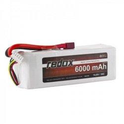 Redox 6000 mAh 14,8V 30C - pakiet LiPo