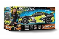 HPI RTR E10 MICHELE ABBATE GRRRACING TOURING CAR