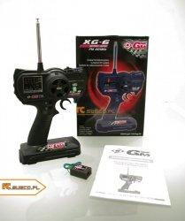 Graupner - XG-6 Sport-Spec FM 40 MHz PROMOCJA