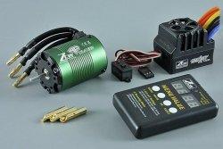 Zestaw napędowy ZTW 45A BEC Regulator Silnik Karta