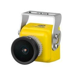 Caddx Kamera FPV 600TVL CCD 2.5mm NTSC żółta