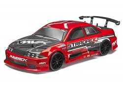 Maverick Strada Red DC 1/10 RTR Electric Drift Car