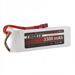 Redox 3300 mAh 11,1V 30C - pakiet LiPo