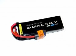 Akumulator Dualsky 1800mAh HED 50C/5C 7.4V
