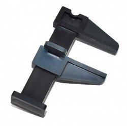 Ścisk stolarski / Uchwyt z tworzywa sztucznego - mały 36mm