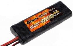 4000mAh 7.4V 25C HardCase Gens Ace