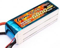6000mAh 18.5V 35C Gens Ace