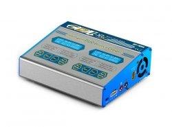 Ładowarka 2-kanałowa Vista Power CD1-XR 2x100W 2x10AMP