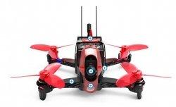 Walkera Rodeo 110 RTF (nadajnik Devo7, akumulator, ładowarka, kamera HD 600TVL, transmisja 5.8GHz)