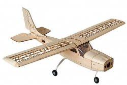 Samolot Cessna Balsa KIT (960mm) + Silnik + ECS + 4x Serwo