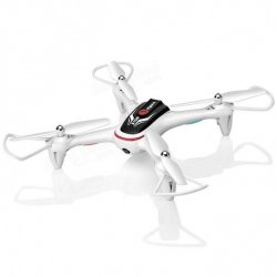 Syma X15W (kamera FPV WiFi, 2.4GHz, żyroskop, auto-start, zawis, zasięg do 50m) - Biały