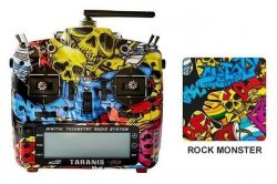 Aparatura FrSky Taranis X9D Plus - Rock Monster