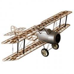 Samolot Sopwith Camel Balsa KIT (1520mm) + Motor + ESC + 4x Serwo