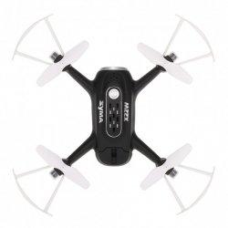 Syma X22W 2.4GHz (kamera FPV WiFi, żyroskop, auto start, zawis, zasięg do 25m) - Czarny