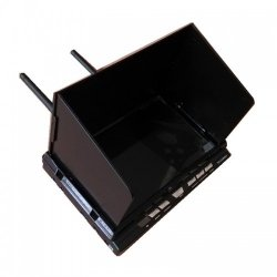 Monitor FPV RX-LCD5802 (5.8GHz, 40CH, 600p, 7, 7.4V/1900mAh, odbiornik Diversity)