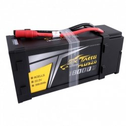 18000mAh 22.2V 15C TATTU Plus2.0 Gens Ace