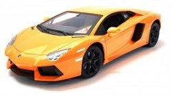 Lamborghini LP700-4 1:14 z prawdziwą kierownicą - Żółty
