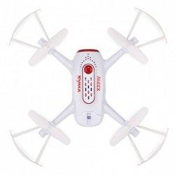 Syma X22W 2.4GHz (kamera FPV WiFi, żyroskop, auto start, zawis, zasięg do 25m) - Biały