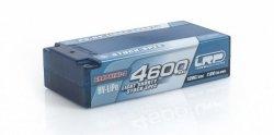 4600mAh 7.6V (2S) 120C/60C hardcase LRP P5-HV LW Shorty Stock Spec GRAPHENE