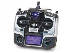 MX-16 HoTT 2.4GHz 8CH (odbiornik GR-16, interfejs USB, karta pamięci, akumulator, ładowarka)